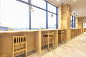 カフェスペース(南町田オフィス)