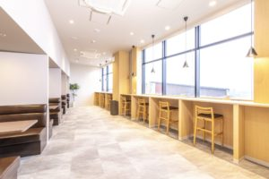 カフェスペース6(南町田オフィス)
